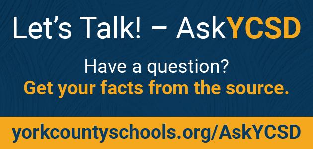 Ask YCSD