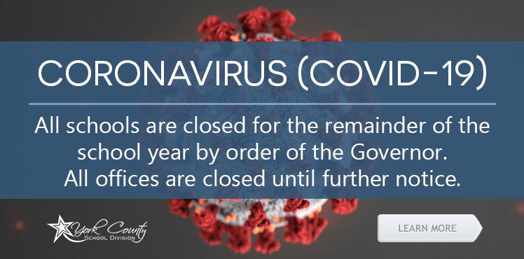COVID-19. Coronavirus Disease 2019. Learn more.